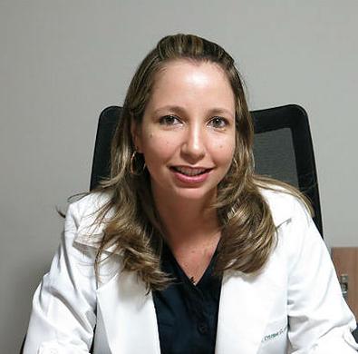 Dra. Cristina de Castro Lima Vargens Sena